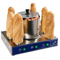 Аппараты хот-дог и расходные материалы