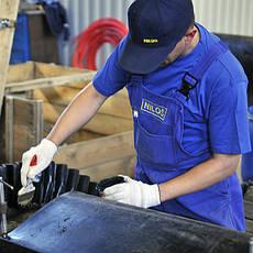 Ремонт, наладка и монтаж конвейерного оборудования