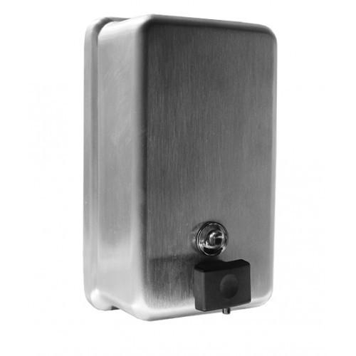 Дозатор жидкого мыла 1,1 л Bobrick (США)