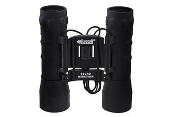 Бинокль 22x32 - BASSELL (black)