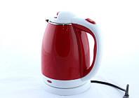 Чайник MS 5023 Красный 220V/1500W, фото 1