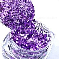 Хлопья юкки фиолетовые