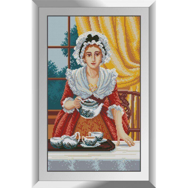 31104 Утренний чай Набор алмазной живописи