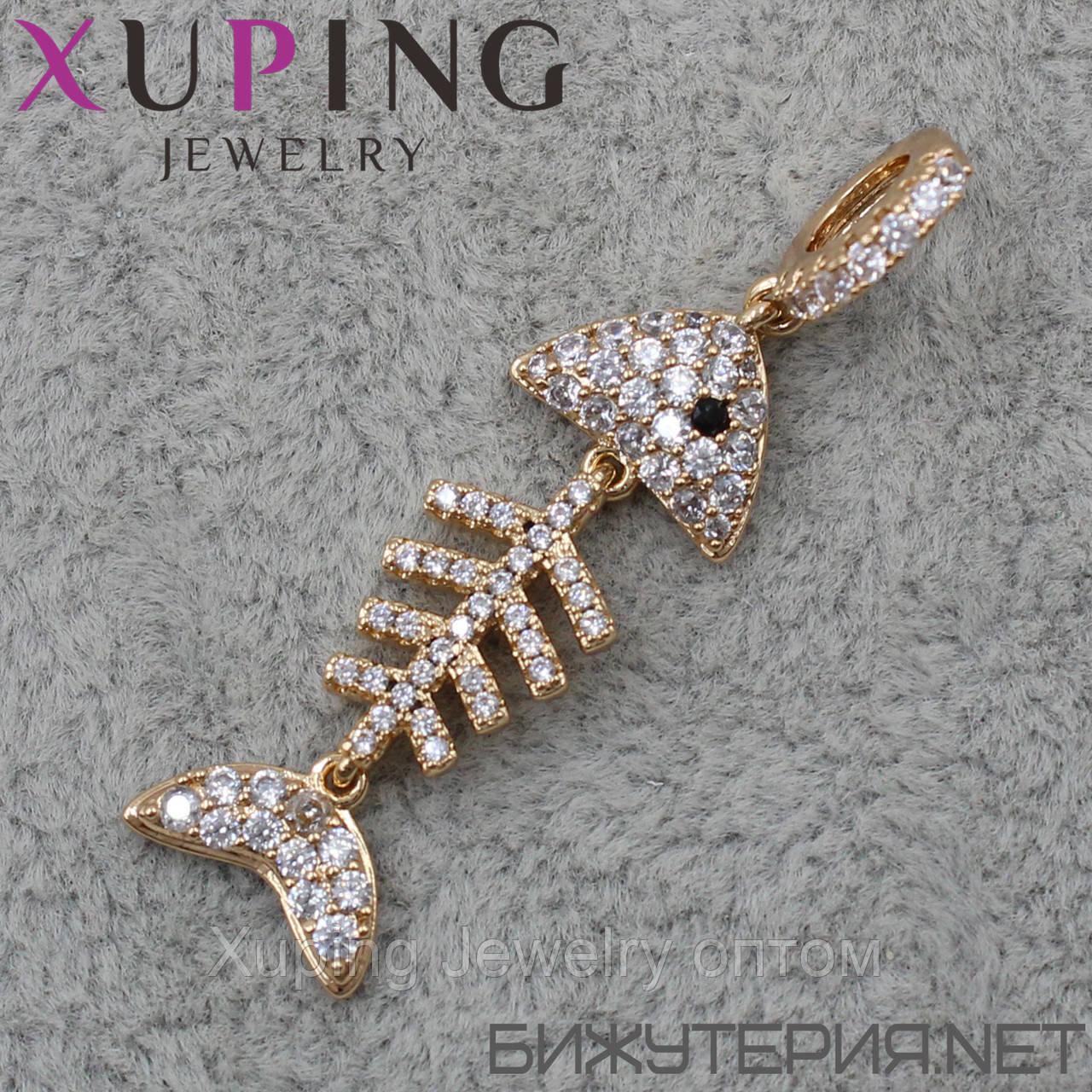 Кулон (подвеска) Xuping медицинское золото 18K Gold - 1023622129