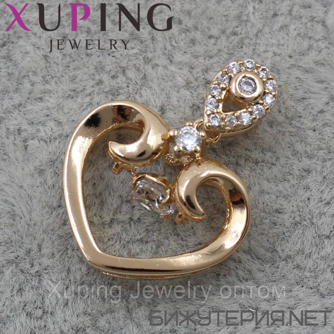 Кулон (подвеска) Xuping медицинское золото 18K Gold - 1023626295