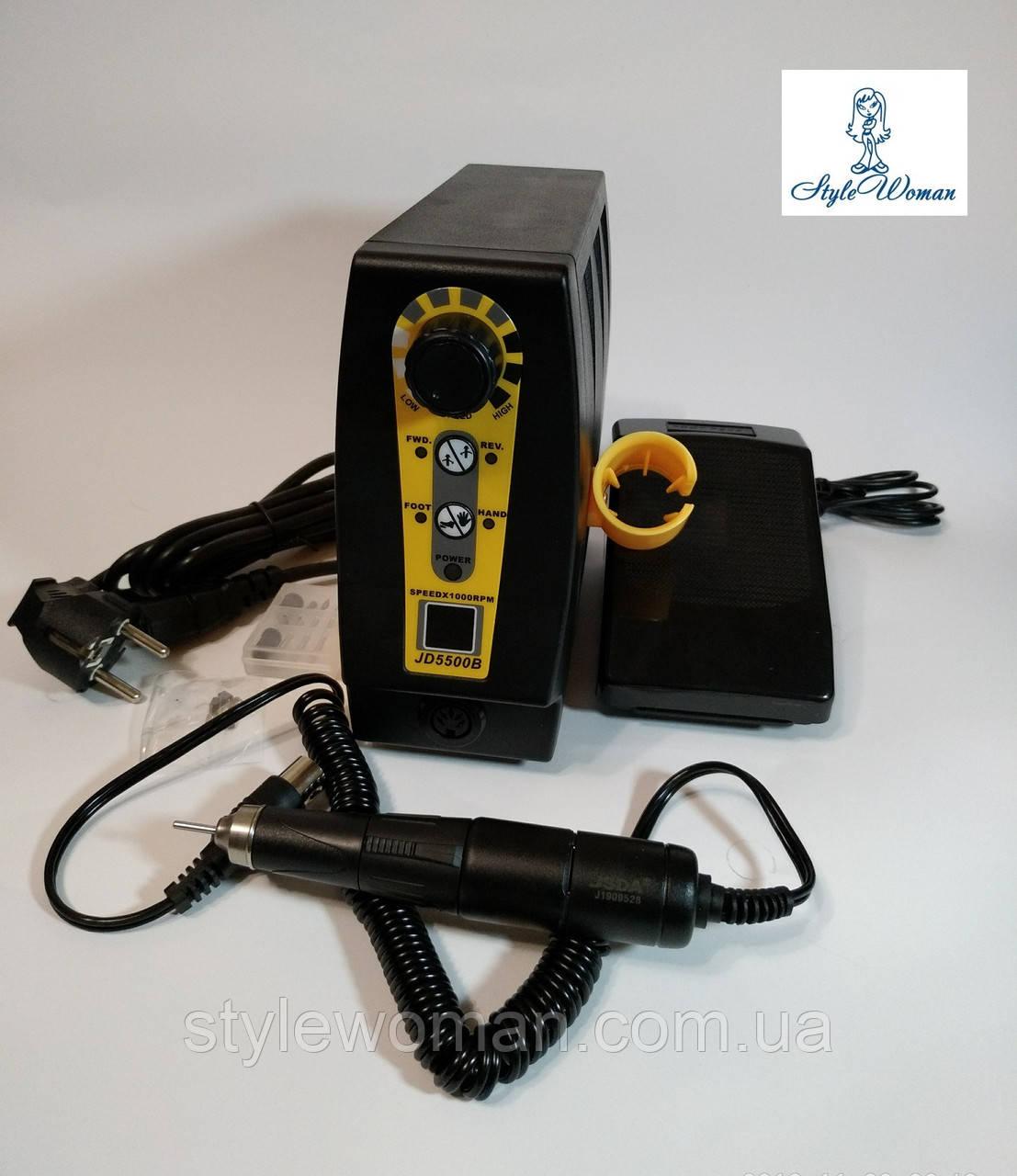 Фрезерный аппарат Electric Drill JD 5500 B 85w 35000 оборотов в минуту