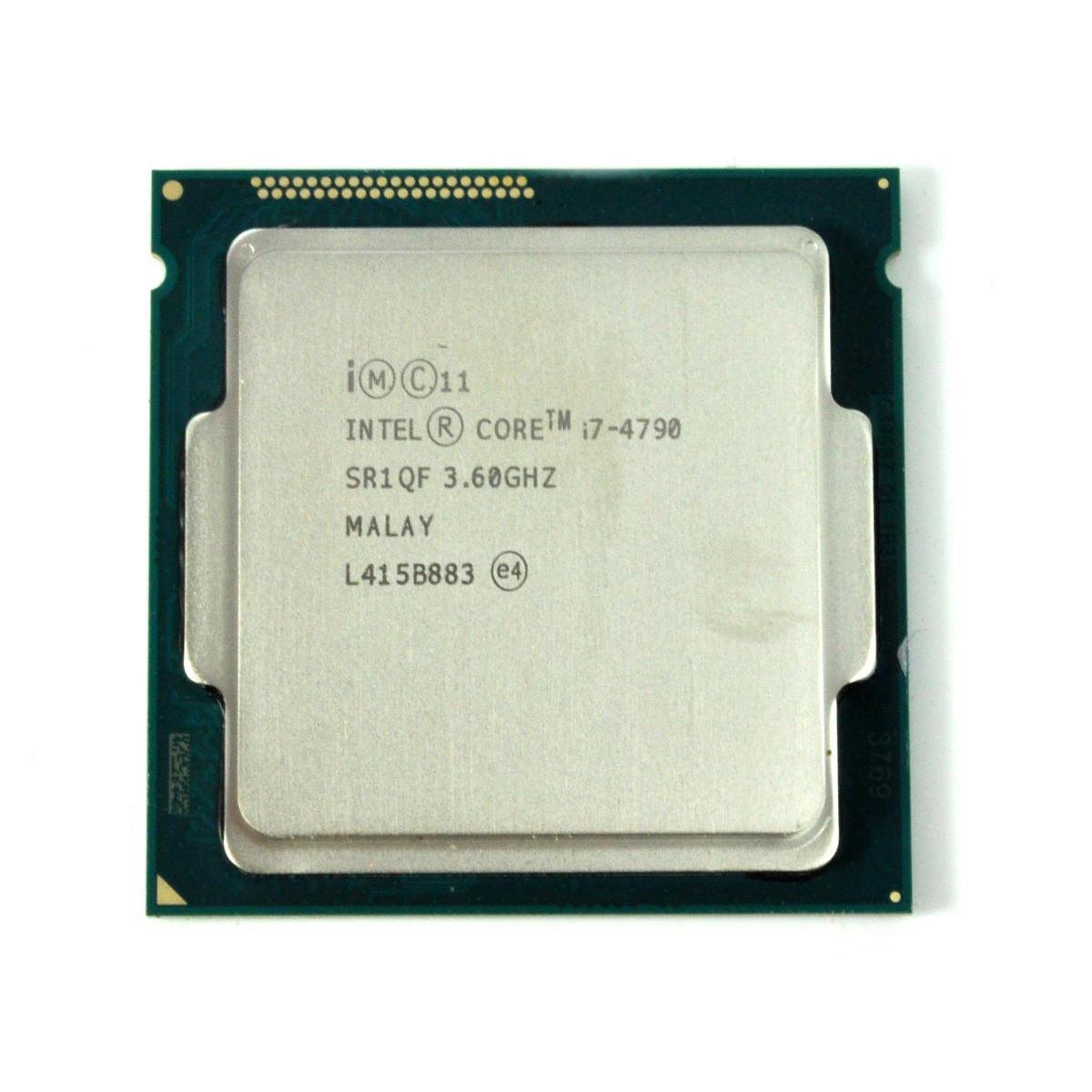 "Процессор Intel Core i7-4790 BX80646I74790 3.6GHz Socket 1150 Tray  ""Over-Stock"" Б/У"