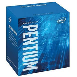 Процессор Intel Pentium Gold G5400 3.7GHz (4MB, Coffee Lake, 54W, S1151) Box (BX80684G5400)