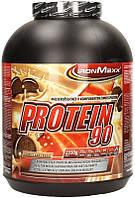 Протеин Ironmaxx Protein 90, 2,35 кг Печенье крем