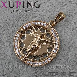 Иконка Xuping медицинское золото 18K Gold - 1019690256