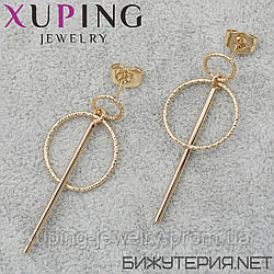 Xuping серьги-подвески xpge3-36