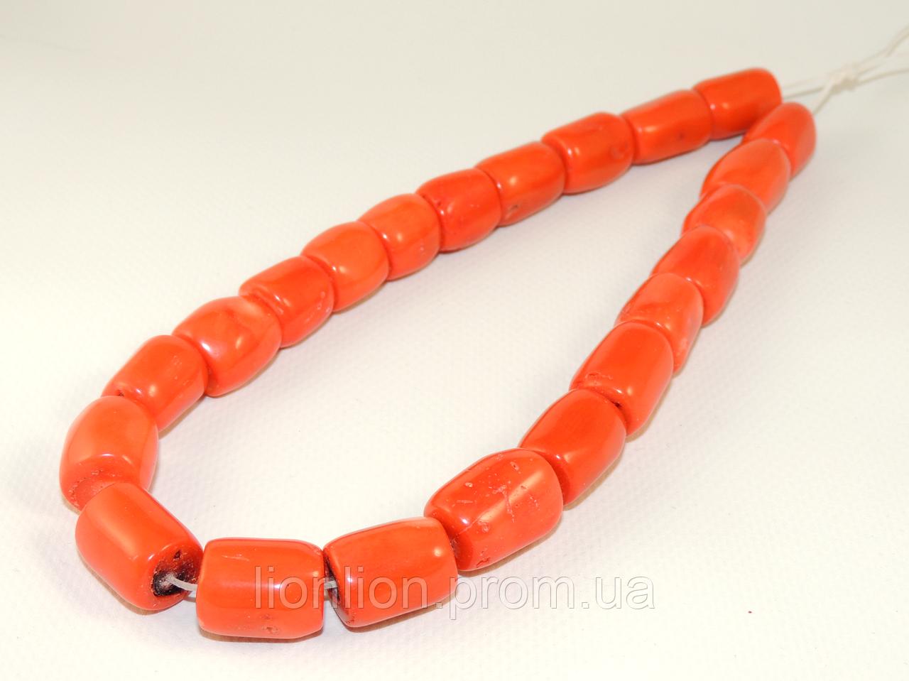 Заготовка из оранжевого коралла,крупные куски