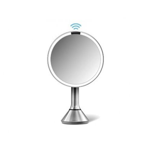 Зеркало сенсорное круглое 20 см Simplehuman