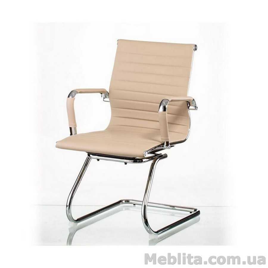 Кресло офисное Solano artleather conference beige Special4You