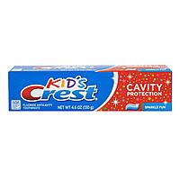 Детская зубная паста Crest Kid's Cavity Protection Sparkle Fun 130 г L0T823360