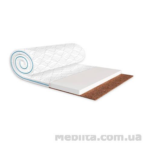 Мини-матрас Sleep&Fly mini FLEX 2в1 KOKOS жаккард 120х190 ЕММ, фото 2