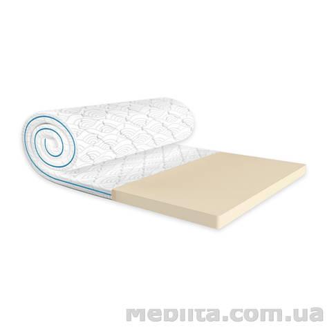 Мини-матрас Sleep&Fly mini SUPER MEMO жаккард 120х190 ЕММ, фото 2