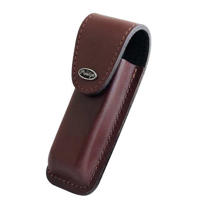 Чехол-XXL для складного ножа A (коричневый, кожа, 125 х 33 х 20 мм)