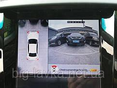 Автомобільна відеосистема 360 градусів Smartour 4 камери з нічним баченням