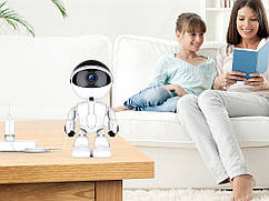 Поворотная Wi-FI камера Fredi Robot 1080P IP камера с записью в облако