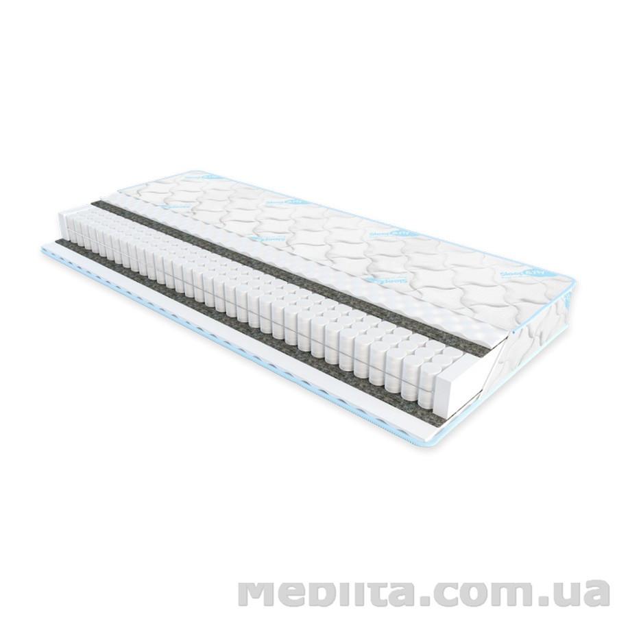 Ортопедический матрас Sleep&Fly OPTIMA жаккард 160х190 ЕММ