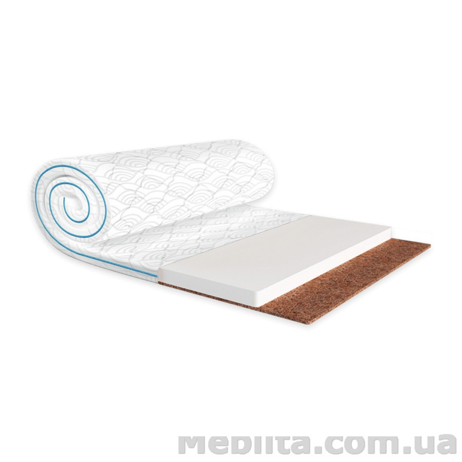 Мини-матрас Sleep&Fly mini FLEX 2в1 KOKOS жаккард 160х190 ЕММ