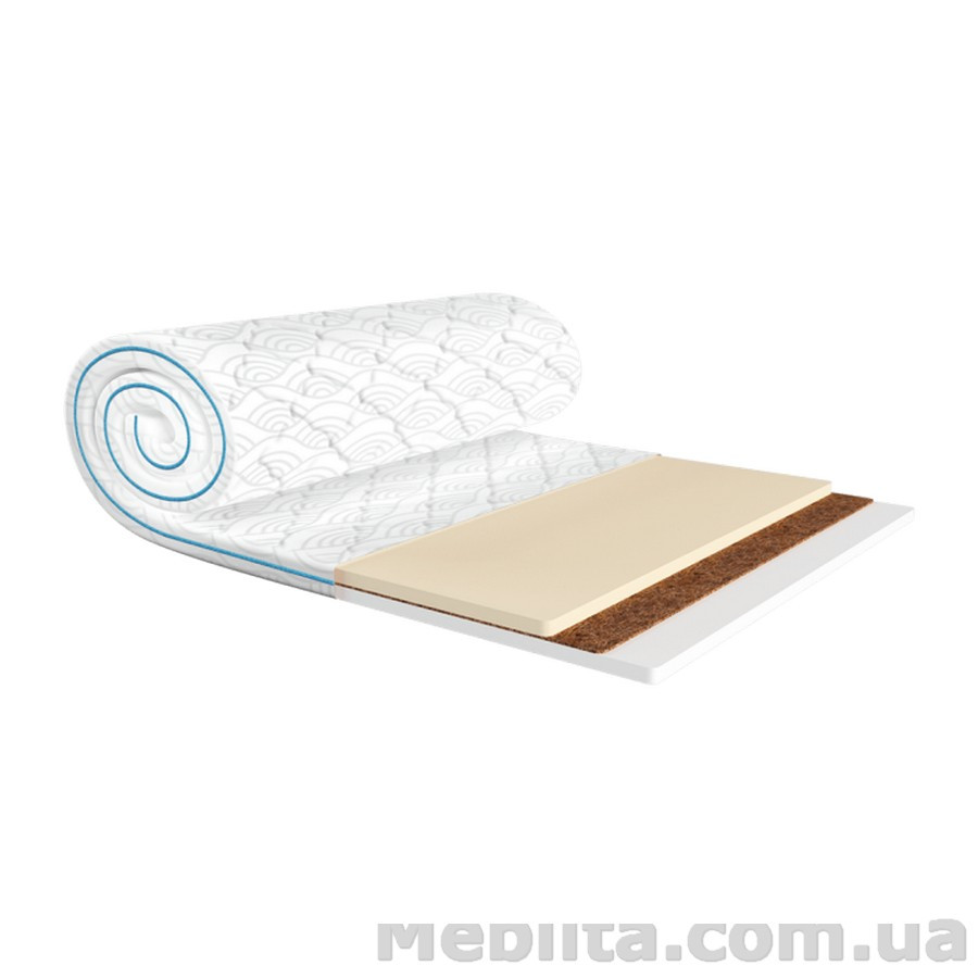 Мини-матрас Sleep&Fly mini MEMO 2в1 KOKOS жаккард 160х190 ЕММ