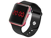 Электронные спортивные часы Apple Watch  Розовое золото