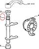 Вилка сцепления 1.3JTD-1.9JTD-1.9MJTD Doblo 46814721