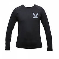 Кофта для спорта American Airforce Black, фото 1