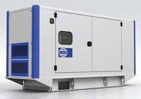 Генератор дизельный FG Wilson P165 120 кВт, 132 кВт