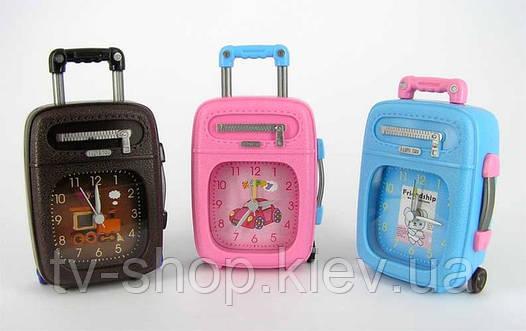 Часы - чемодан