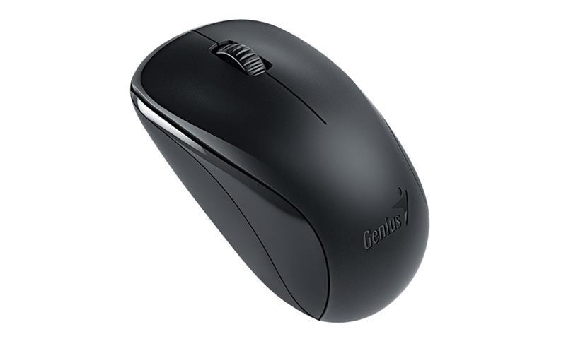 Мышь беспроводная Genius NX-7000 (31030012400) Black USB