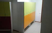 Шкаф одностворчатый для раздевалки
