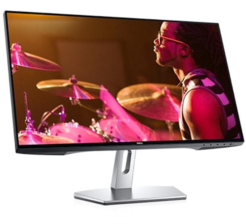 "Монитор DELL 23.8"" S2419H (210-APCT) IPS Black/Silver; 1920x1080, 250 кд/м2, 5 мс, 2xHDMI, динамики 2x5 Вт"