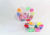 Резинки для плетения браслетов Loom Band LB015 / Наборы резинок для плетения браслетов