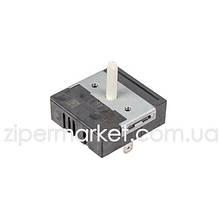 Переключатель мощности конфорок EGO 50.87021.000 для электроплиты Whirlpool 481927328279