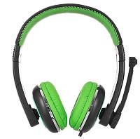 Гарнитура Ergo VM-280 Green (5957723)