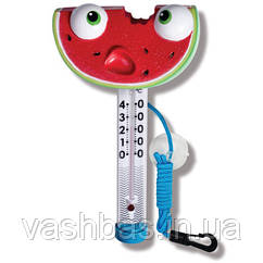 Kokido Термометр-игрушка Kokido TM07BU/C «Арбуз»