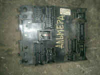 Nissan Almera N15 1995-99 Блок предохранителей № 243501N000f