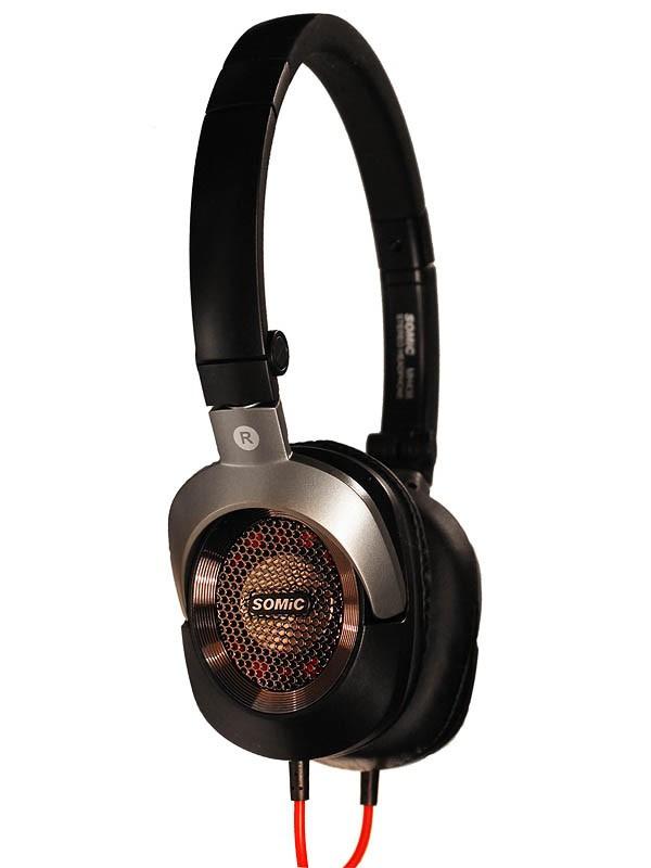 Навушники Somic MH438 чорні (9590009018)