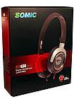 Навушники Somic MH438 чорні (9590009018), фото 4
