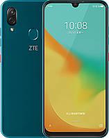 """Смартфон ZTE Blade V10 VitaGreen зеленый (2SIM) 6,26"""" 2/32GB 2/13+8Мп 3G 4G оригинал Гарантия!"""