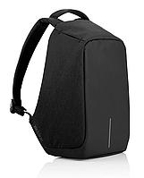 Рюкзак для ноутбука Антивор с защитой от карманников 15.6 Black (BOB02)