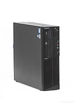 Монитор в подарок! Lenovo M82 Desktop / Intel Core i3-2120 (2(4)ядра по 3.30GHz) / 12 GB DDR3 / new 120 GB SSD+500 GB HDD / DVD-ROM / USB 3.0 / SATA 3, фото 2