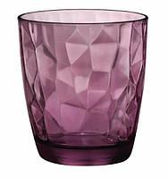Стакан низкий BormioliRocco Diamond Purple 390мл стекло (302258 BR)