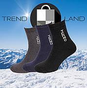 Мужские зимние шерстяные термо носки до - 25°С по норвежской технологии