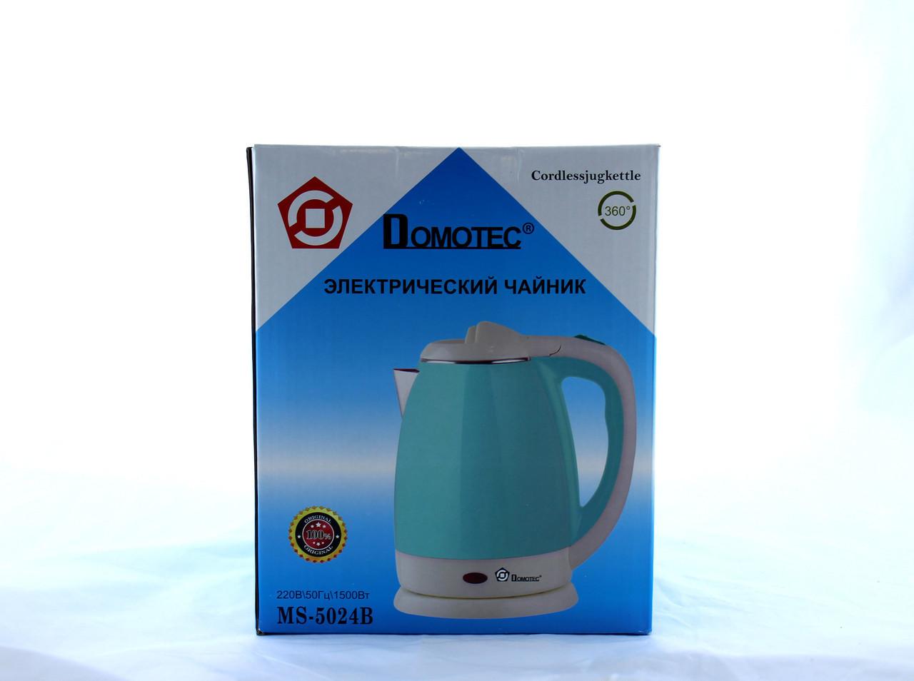 Чайник MS 5024 Синій 220V/1500W