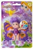 Defa. Игрушка детская Кукла с крыльями в ассортименте шт ( 0260004111564)