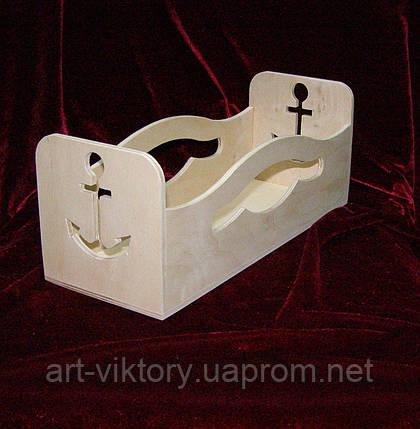 Короб для специй Якорь (32 х 12 х 12 см), фото 2